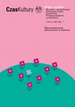 Czas Kultury 4-5/2002 (109-110)