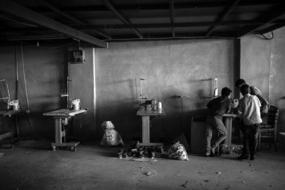 Kryzys uchodźczy i globalne stosunki pracy
