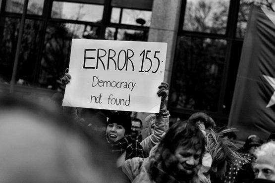 Afekty demokracji